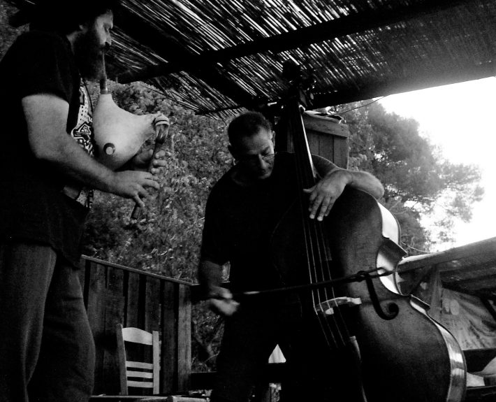 DUO WITH ROBERTO BELLATALA BASS